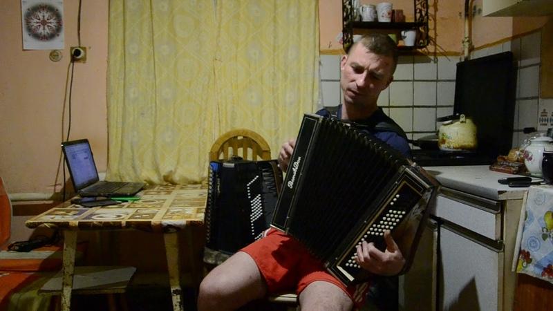 Михаил Круг под баян. Баба Маня или Честный вор