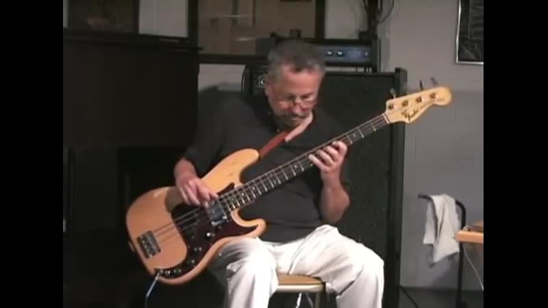 Stu Cook and CCR demo