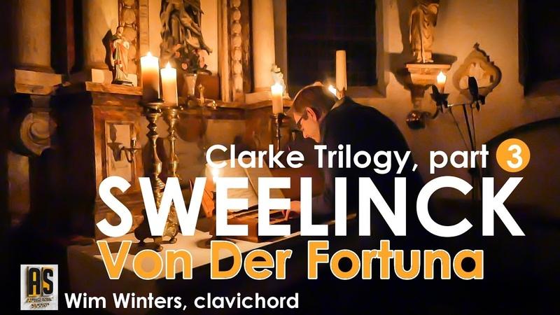 J.P.SWEELINCK :: VON DER FORTUNA WERD' ICH GETRIEBEN :: WIM WINTERS CLAVICHORD