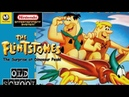 The Flintstones The Surprise at Dinosaur Peak! Letsplay NES (DENDY)