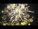 Фейерверк Ночная иллюзия, салют на 100 залпа 0.8 дюйма CH07