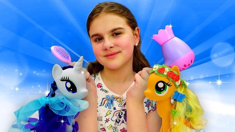 Май Литл Пони день рождения Селестии Игры одевалки для девочек