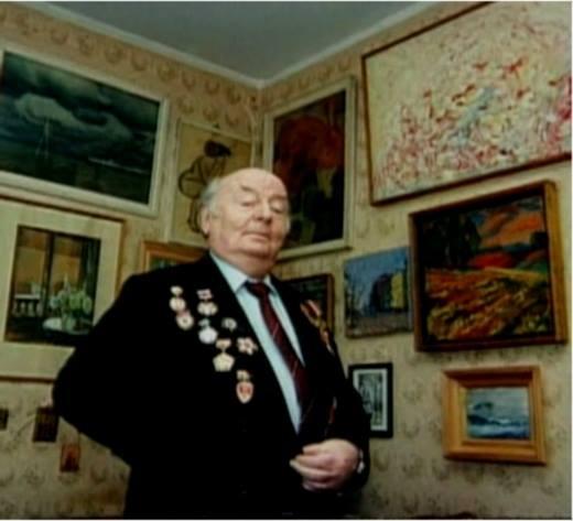 Борис Владимирович Иванов  народный артист РСФСР, популярный актёр театра и кино.