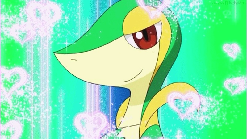 No money Snivy AMV **Requested by Nick Puth**
