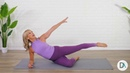Denise Austin AM Yoga Wake Up Workout