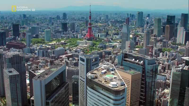 Япония между небом и землёй Серия вторая Горный остров
