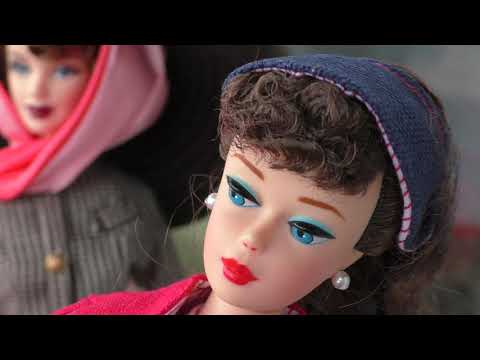 Busy Gal Reproduction Barbie 1995 Барби
