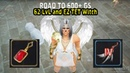 BDO RU - Road To 600 GS Pt 2 - 62 LvL and EZ TET Witch Earings