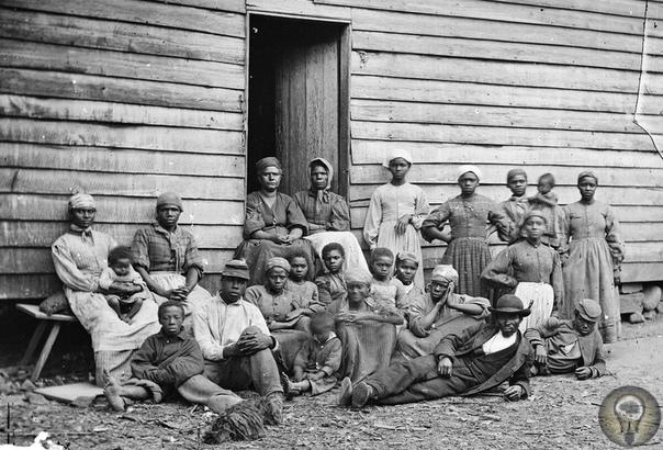 Чарльз Диккенс о рабстве в США.