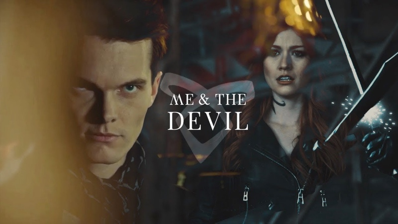 ClaryJonathan ➰ Me The Devil (3x16)