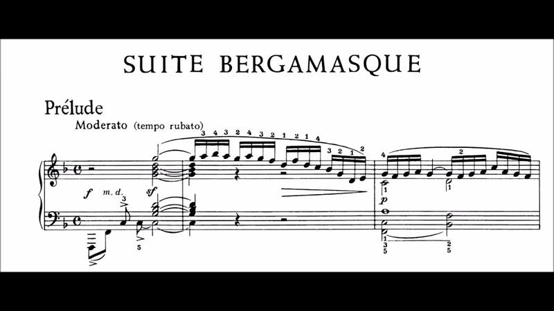 Debussy Suite Bergamasque (Cho Seong-Jin, Bavouzet)