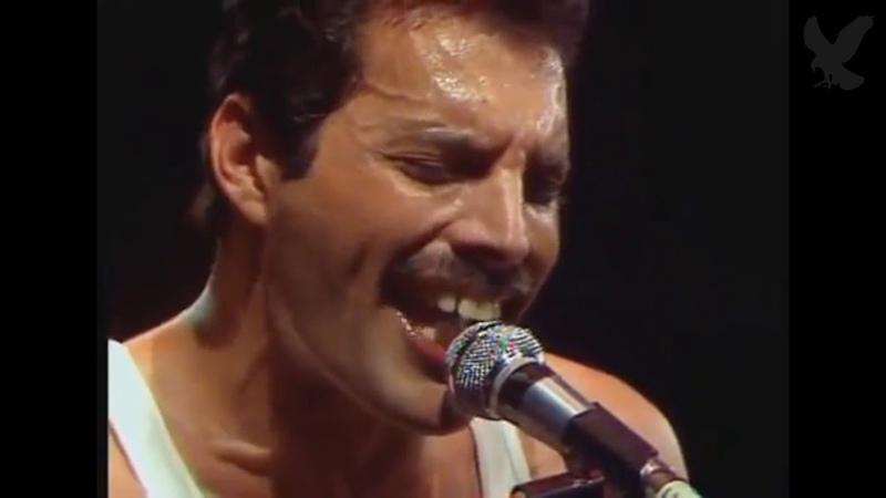 Queen Live at Milton Keynes June of 1982