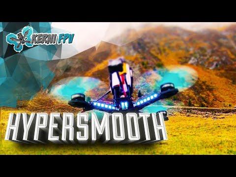 GoPro Hero 7 Hypersmooth | FPV Cloud Surfing Long Range Drone