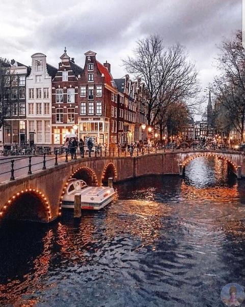 Волшебный Амстердам