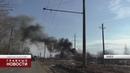Сегодня в Орле произошёл пожар повышенного номера сложности