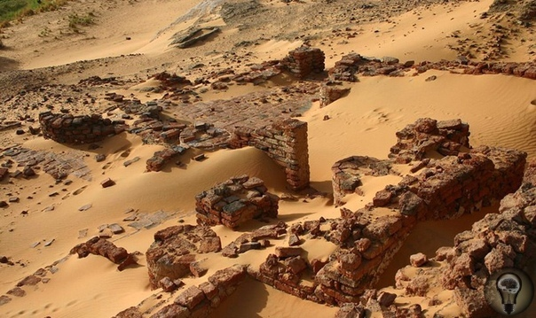Мистические надписи в средневековом склепе В современном Судане на восточном берегу Нила находятся развалины Старой Донголы древнего процветающего города средневековой Нубии. 900 лет назад