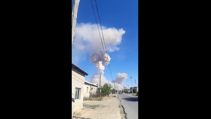 Түркістан облысы Арыс қаласында болған жағдай Сағат 09.20 24.06.2019