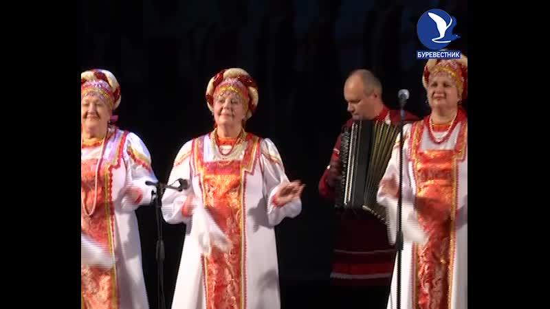 Отчетный концерт Хора русской песни - Пой, Россия-Матушка (эфир 02 04 2019)