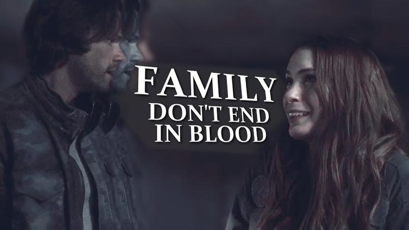 Supernatural I Have a Family