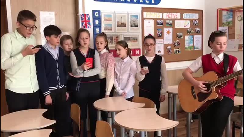 6я (the Beatles - Yesterday)