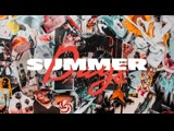 Премьера. Martin Garrix feat. Macklemore &amp Patrick Stump of Fall Out Boy - Summer Days (Lyric Video)