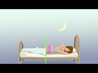 Вот почему нельзя спать на правом боку