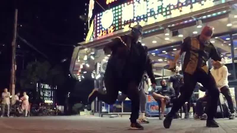 Kendrick Lamar - HUMBLE. ft Marvin, Nelson, Bouboo in Shanghai, China _ YAK x WE