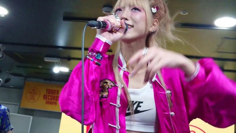 2019 07 11 おやすみホログラム カナミルさん推しカメラ 渋谷タワレコ