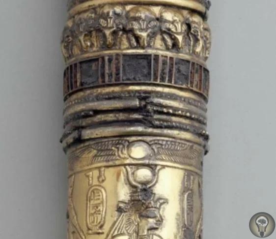 Древний артефакт из Судана Данный артефакт был обнаружен в 1916 году в Судане. Его нашли при раскопках гробницы правителя Амани-натаке-лебте в Нури. Раскопки проводились экспедицией Гарвардского