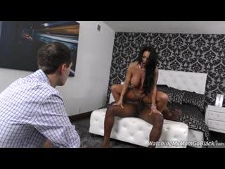 Ashton blake - latina milf mature boobs busty tattoo anal sex porn blowjob cumshot booty секс порно минет