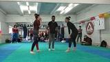 Турнир Fight and Roll Girs_4_05_2019_No Gi_Синие пояса_ 69_Енькова VS Афанасьева