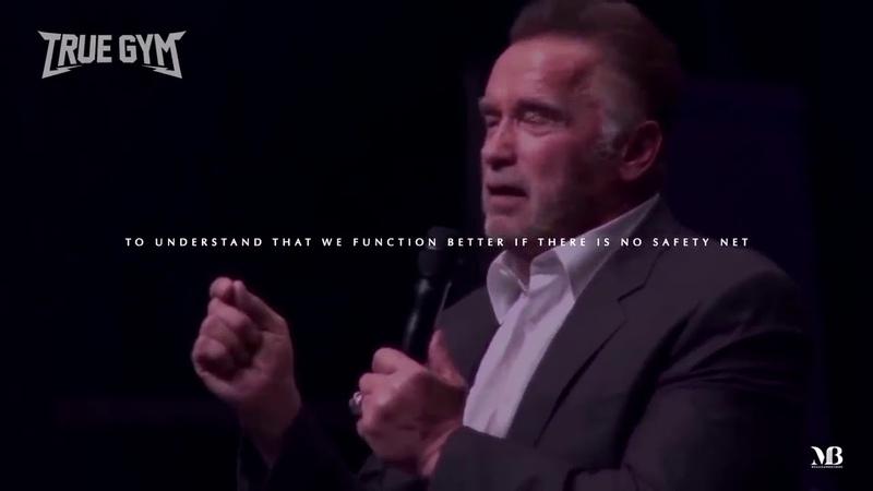 Речь Арнольда Шварценеггера