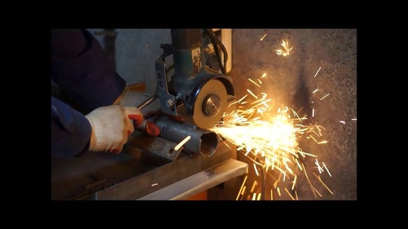 Подготовка корпуса алмазной коронки к напайке сегмента