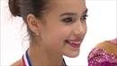 ALINA ZAGITOVA - JGPF 2016 FS (Ted Barton Comments) Финал Гран-При перевод комментариев Теда Бартона