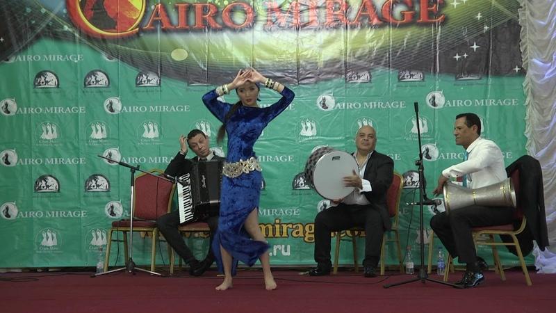 NEW! Nerkes baladi tabla solo, Cairo Mirage 2019