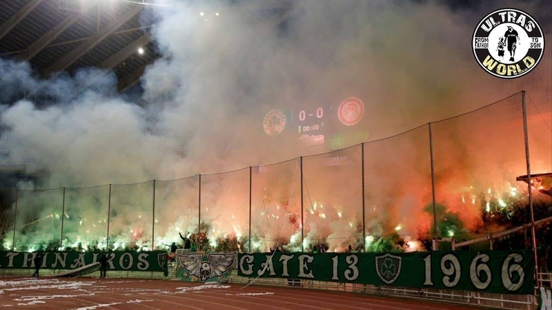 Top-5 Ultras of the Week (11 - 18 March 2019) Ultras World