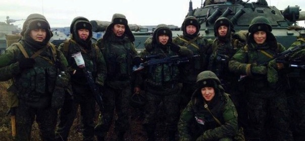 Бурятские войска