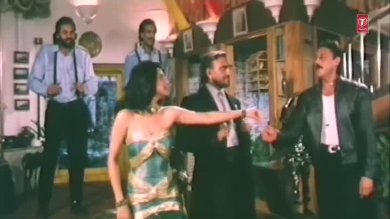 Gali Gali Mein Full HD Song ¦ Tridev ¦ Jackie Shroff, Sonam