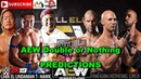 AEW Double or Nothing SoCal Uncensored vs Strong Hearts Predictions WWE 2K19