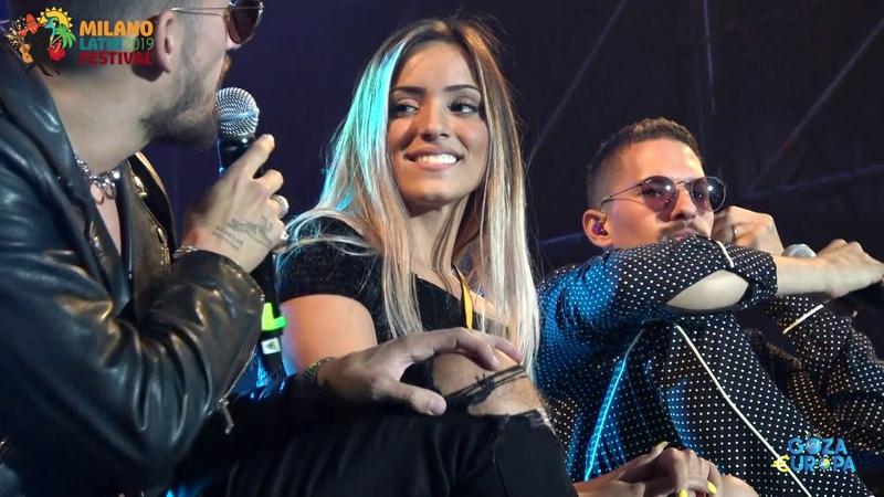 Milano Latin Festival 2019 [Official] MAU Y RICKY