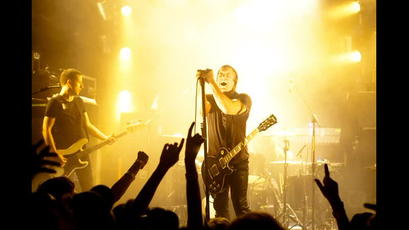Nine Inch Nails Somewhat Damaged Live In Bowery Ballroom New York 2009