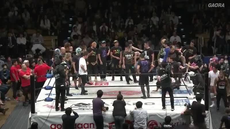 Ben-K vs. YAMATO