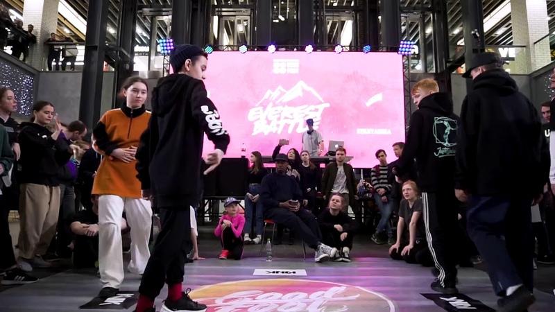 Everest battle 2.0.1.9   Hip-Hop 2x2   Semi-Final   ENZO Neiman (win) vs Яшнов Кирилл Madina