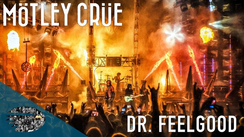 Motley Crue - Dr. Feelgood (The End)