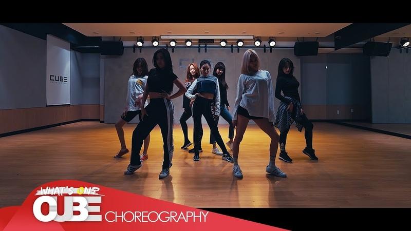 CLC(씨엘씨) - Like It (Choreography Practice Video)