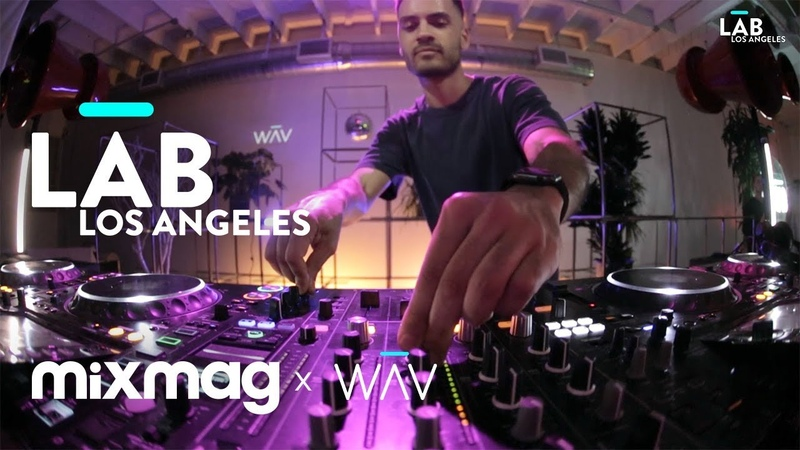CASSIAN deep house set in The Lab LA