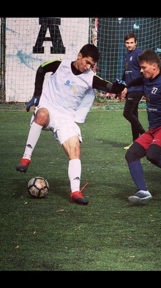 Данил Гаджимирзаев: «Весь турнир мы играли в меньшинстве и получили хороший опыт»