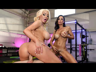 [brazzers] lisa ann, nicolette shea - the fuck off newporn2019
