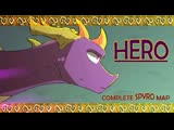 - Complete Spyro MAP - HERO