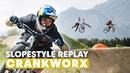 Relive it all Crankworx Innsbruck Slopestyle REPLAY 2019 innsbruck austria emil johansson